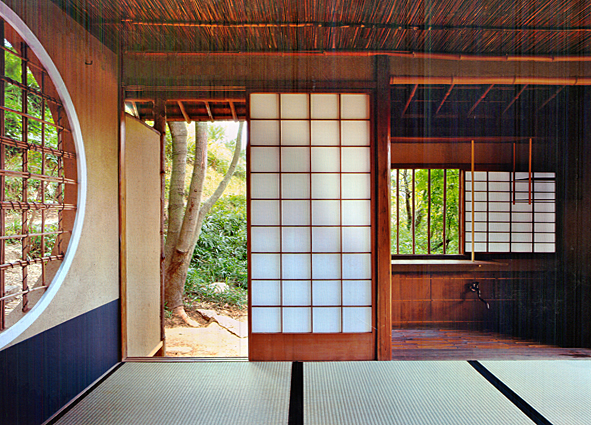 Japanese Sliding Doors Design 591 x 425